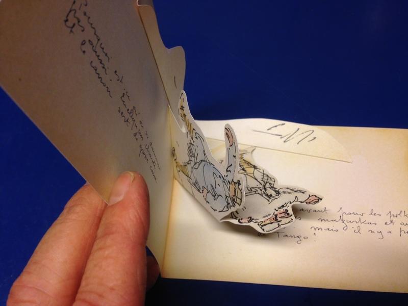 La boite trucs carnet de poilu les cartes pop up - Leroy merlin brignais ...