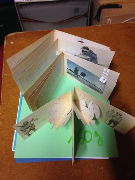 La boite trucs carnet de poilu les cartes pop up suites - Leroy merlin brignais ...